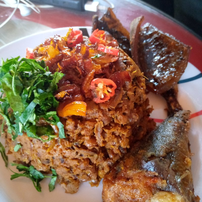 Foods You Can't Afford To Miss While In Enugu