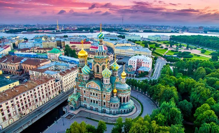 best tourist attractions in Russia