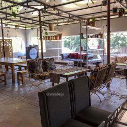 Cakehut Cafe, Abuja
