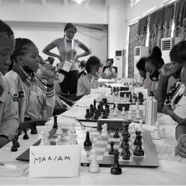 Chess Is More Than A Game To Me
