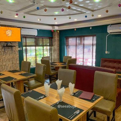 Curry Leaves Restaurant, Abuja