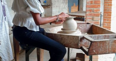 Ladi Kwali Pottery Center
