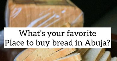 Place to buy bread in Abuja
