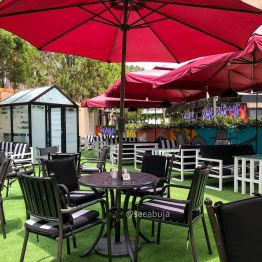 Review Of Lagos Bistro