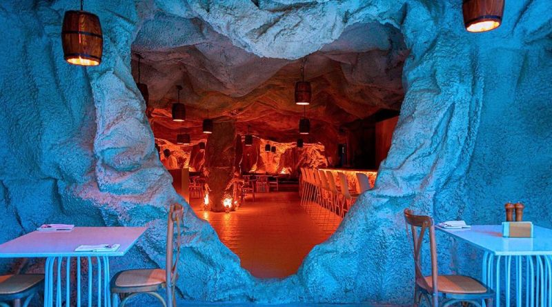 kapadoccia The Cave Restaurant, Abuja