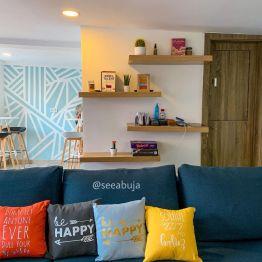 The Living Room, Abuja