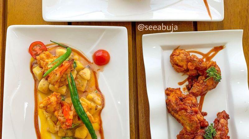 4 Sistas Restaurant Abuja