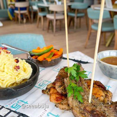 restaurants in Wuse 2 Abuja