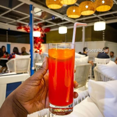 Santorini Restaurant Abuja