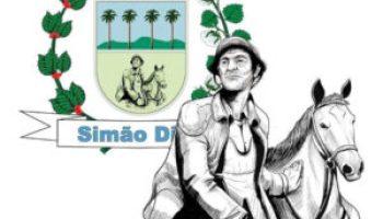 Brasão de Simão Dias e o novo desenho do vaqueiro