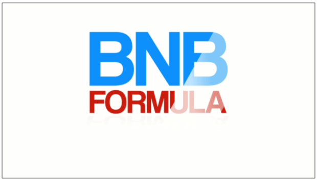 BNB Formula Training By Brian Page