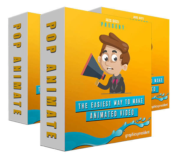 Pop Animate Review : A Unique Animated Character Bundle That