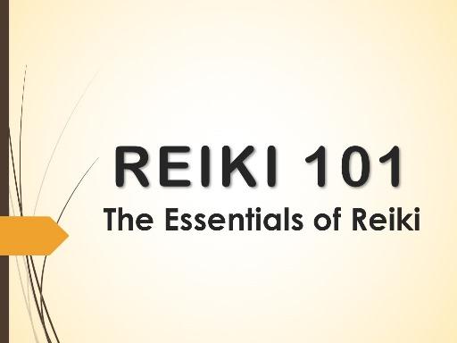 Reiki 101 The Essentials of Reiki PLR Special