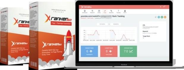 X Ranker 360 Pro App Software By Joshua Zamora Review : Best Web App
