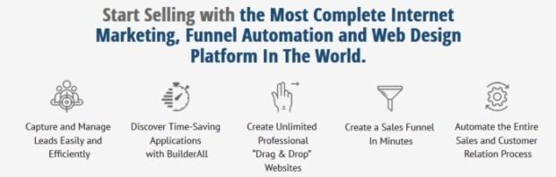 BuilderAll Internet Marketing Platform by e-Business4us INC
