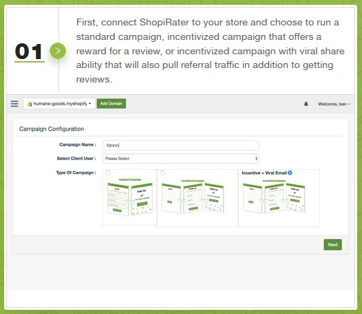 ShopiRater Pro Ecommerce Automated Review Generator Software