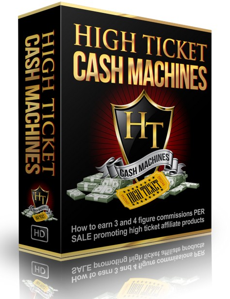 High Ticket Cash Machines Training Course by Gary Alach