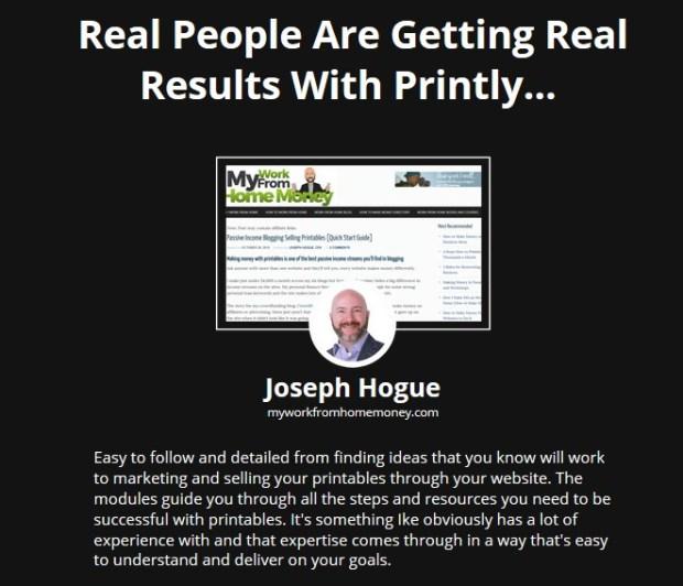 Printly 2.0 Video Course Method by Brendan Mace
