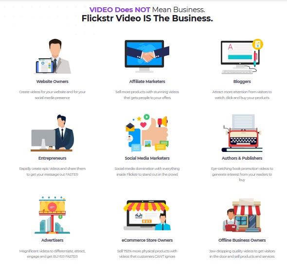 Flickstr Video Creator Software by Brett Ingram