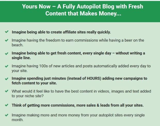 WPAutoContent PRO WordPress Plugin Software by Ankur Shukla