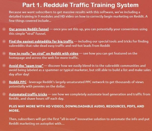 Reddule PRO Reddit Traffic & Leads Software | JVZOO RESEARCH