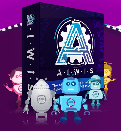 Aiwis 2.0 Pro Artificial Intelligence Website Interactive System Software by Craig Crawford