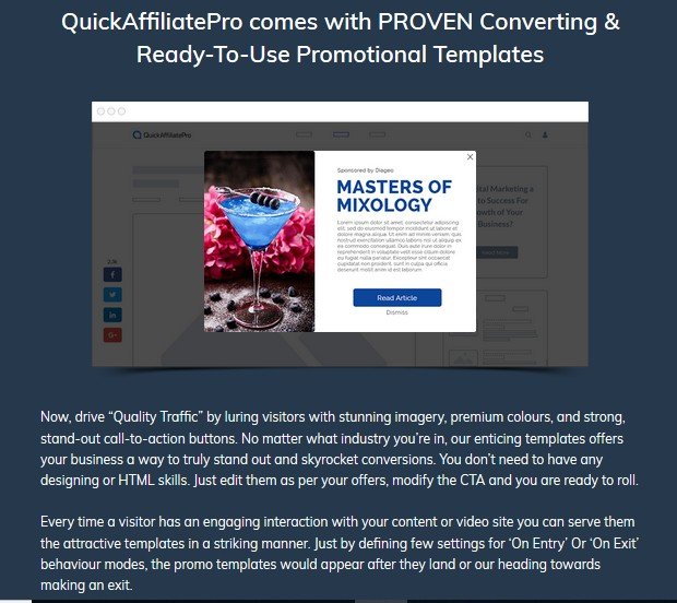 QuickAffiliatePro Software by Dr. Amit Pareek
