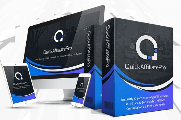 QuickAffiliatePro Professional Software by Dr. Amit Pareek
