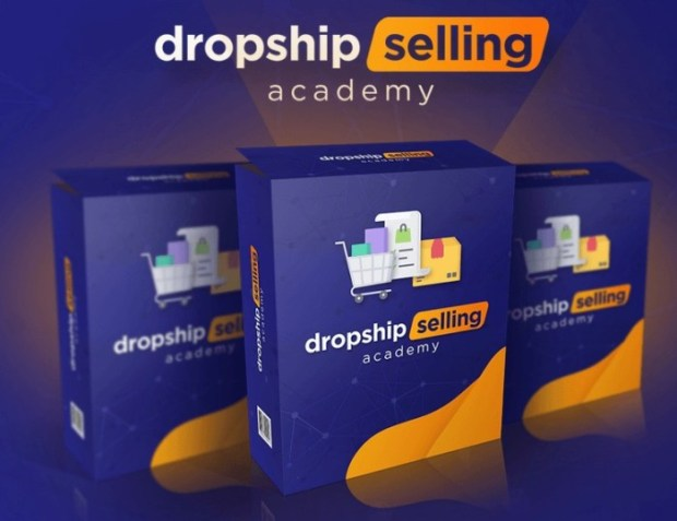 Kết quả hình ảnh cho Dropship Selling Academy