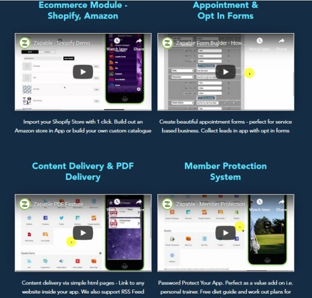 Mobile Agency Apps Software by Andrew Fox   JVZOO RESEARCH