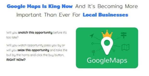 Mapify360 Local Google Map Optimization Software by Han Fan