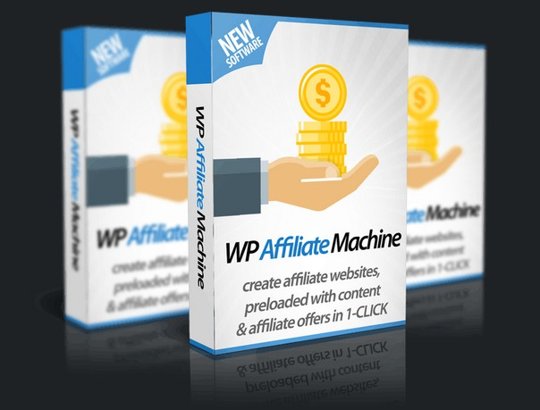 WP Affiliate Machine by Ankur Shukla
