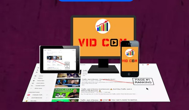 VidCom Pro Version Upgrade OTO Software by YogeshAgarwal