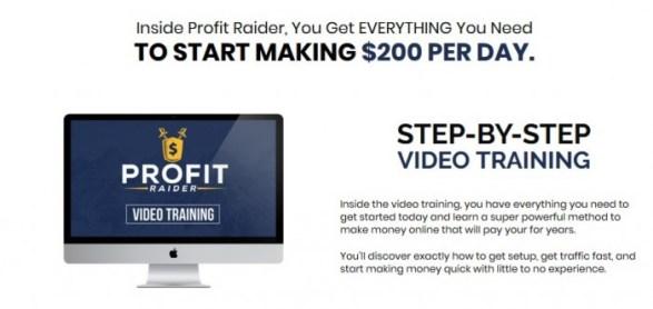 Profit Raider by Samuel Cheema