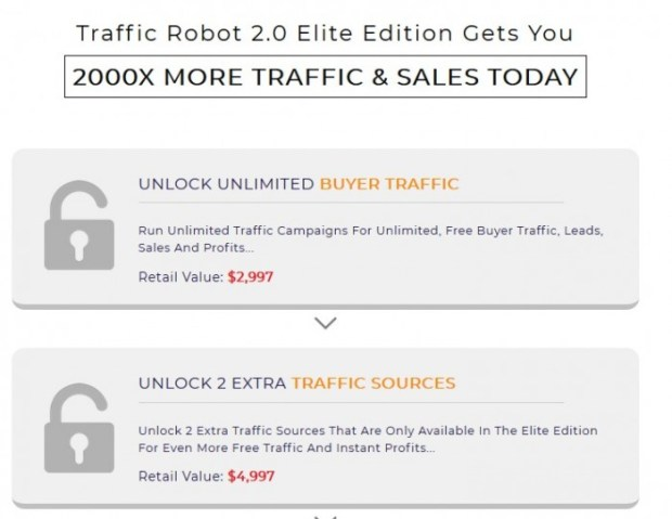 Traffic Robot 2.0 Elite Edition Software by Billy Darr