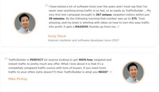 TrafficBuilder 3.0 by Gee Sanghera & Ben Carroll