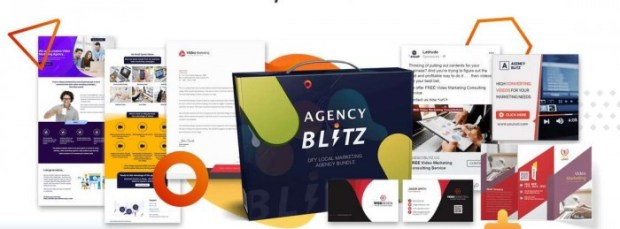 AgencyBlitz by Mario Brown