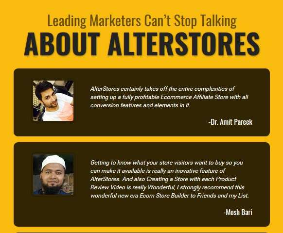 AlterStores by Victory Akpos