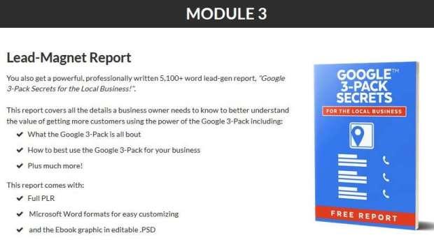 [PLR] Google 3-Pack Secrets by PD Laughlin