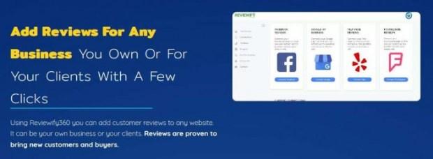 Reviewify360 by Han Fan