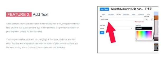 Sketch Maker PRO Online Whiteboard Video Maker by Jimmy Mancini