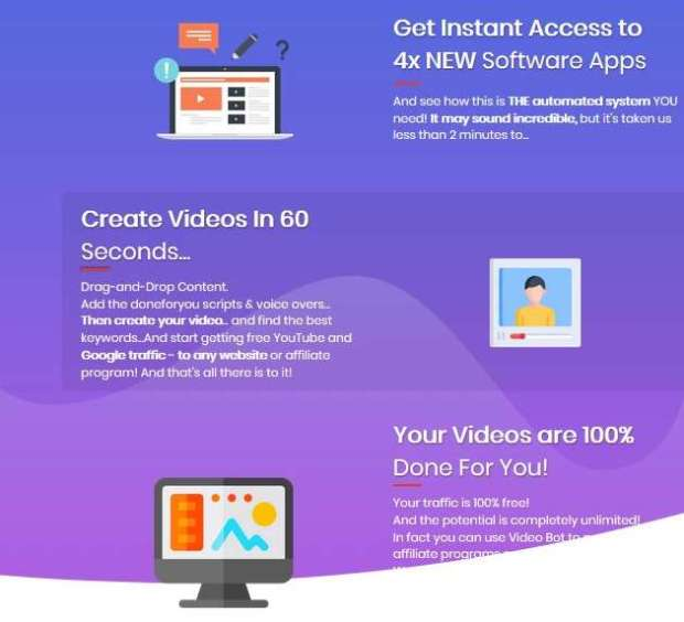 Affiliate Video Bot by Rich Williams & Chris X