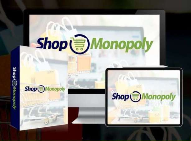 ShopMonopoly Unlimited by Bryan Winters