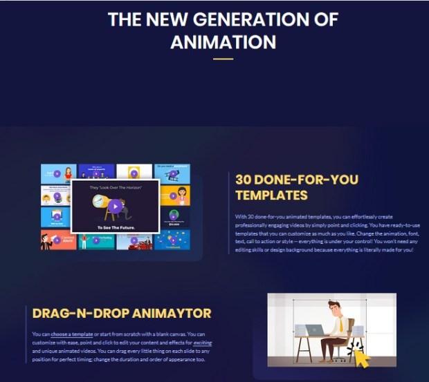 Animaytor Animation Video Maker Software & OTO by Mo Latif
