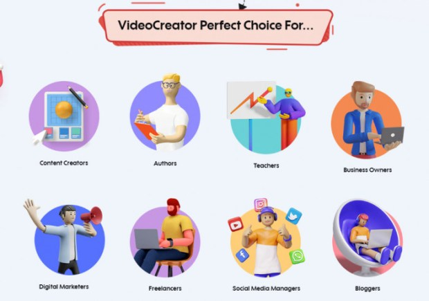 VideoCreator Video Animation Suite Software by Paul Ponna And Sid Diwar 6 1