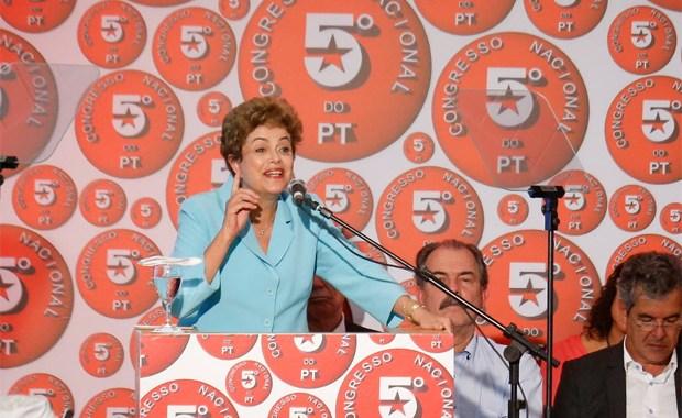 Lula e Dilma: O PT é a voz dos mais humildes
