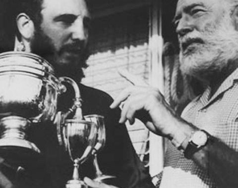 Cuba inicia colóquio sobre Ernest Hemingway