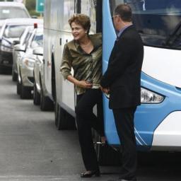 Presidenta Dilma participa de inauguração da primeira fábrica de ácido acrílico da América do Sul
