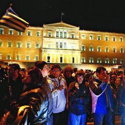 Cúpula europeia discute emergência na Grécia