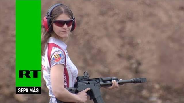 Lendário Kalashnikov apresenta suas novas armas